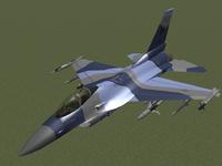 Kurosaki's Aggressor F-16's