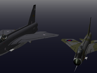 Lord Flasheart's Vulcans or Lightnings
