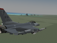 GRENIUM's F-16's